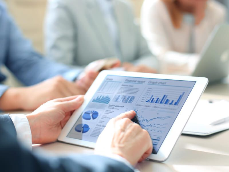 solutions reporting and insight