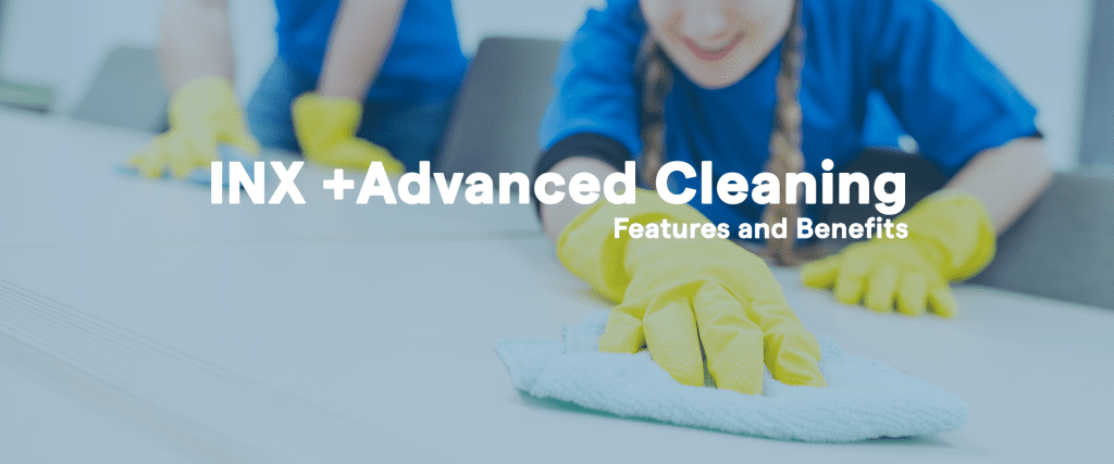 inx advanced cleaning